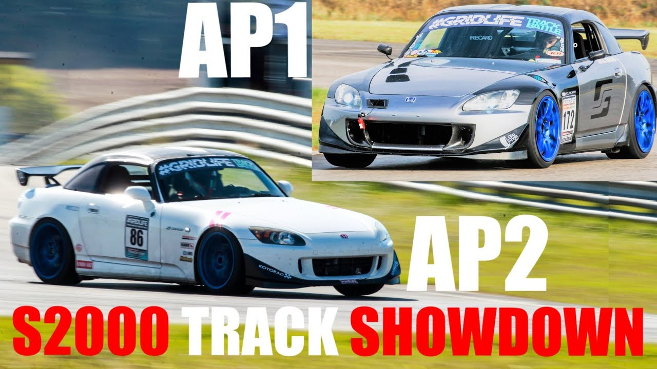 Ap1 Vs Ap2 >> S2000 Track Showdown Ap1 Versus Ap2