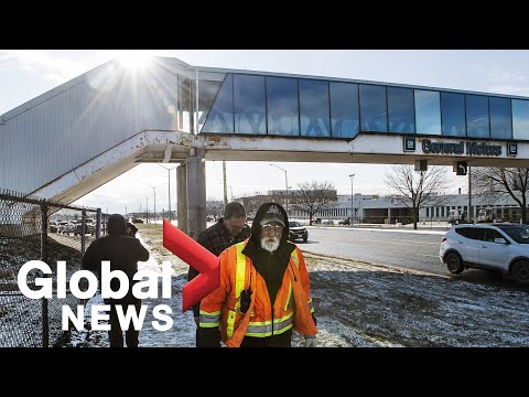 GM's Oshawa Plant Hits End Of The Road
