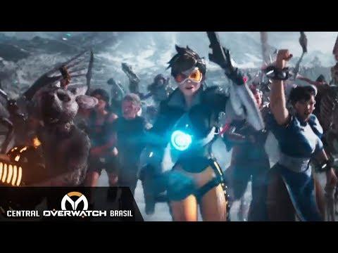 OVERWATCH NOS CINEMAS ANO QUE VEM - Central Overwatch Brasil