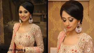 Wedding Makeup Ideas - Simple Classy Reception Look
