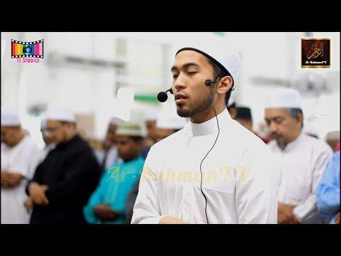 ᴴᴰ Ustaz Mohamad Omar Mansu - Solat Terawih - 24 Ramadhan 1438H thumbnail