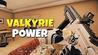 This Is How You Play Valkyrie - Ranked Moments | Rainbow Six Siege