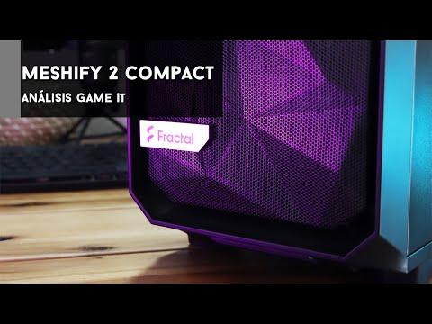 Fractal Meshify 2 Compact, análisis en español