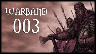 Let's Play Mount & Blade: Warband Gameplay Part 3 (THE DREADED BANDIT QUEST - 2017)