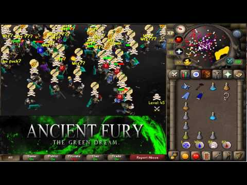 Ancient Fury (AF) Vs Damage Incorporated (DI) - Rs07 - P2P - 1HR Cap