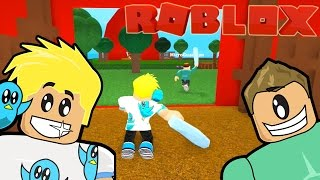 Roblox / Ice Breakers with MicroGuardian / Gamer Chad Plays