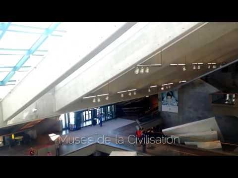 Quebec City + Musee De La Civilisation (Museum Of Civilization)