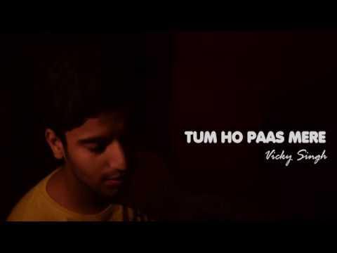 Tum Ho Paas Mere | Vicky Singh | Cover | Rockstar