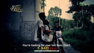 Video Trailer Filem 99 Kali Rindu download MP3, 3GP, MP4, WEBM, AVI, FLV Desember 2017