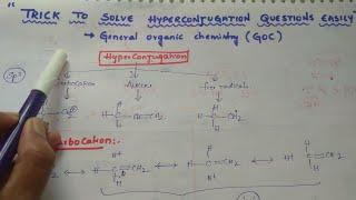 General Organic Chemistry Chemistry
