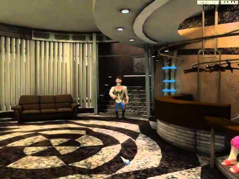 Петька 9: Пролетарский гламуръ: Прохождение уровень 5 - Бункер