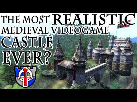 How realistic is Skingrad from The Elder Scrolls Oblivion?