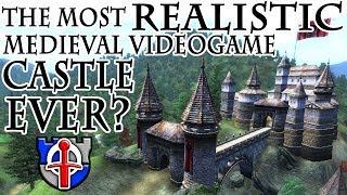 How realistic is Skingrad from The Elder Scrolls Oblivion?