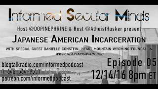 Japanese American Incarceration: An Interview with Danielle Constein