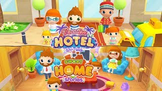 Sweet Home Stories | Vacation Hotel Stories Epic Mix (Android Gamep...