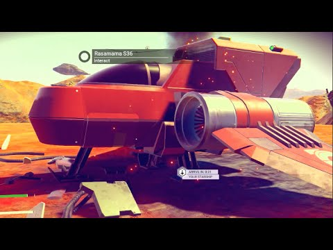 No Mans Sky - Almost Died Right Away! - First Impressions