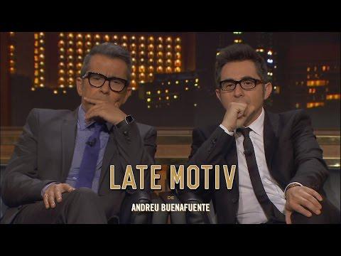 LATE MOTIV - Berto Romero. Cada día más audaz y creativo | #LateMotiv75