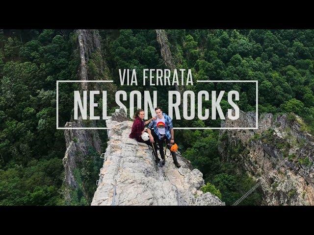 Via Ferrata-Nelson Rocks WV | GoPro Hero 5 |