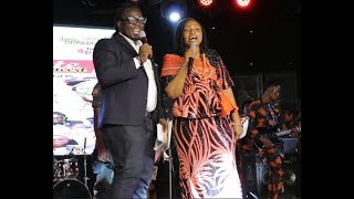 Meet Baba Sala Beautiful Daughter As He Introduce Her Self & Others At Her Dad Mega Tribute Concert