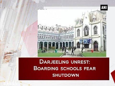 Darjeeling unrest: Boarding schools fear shutdown - West Bengal News