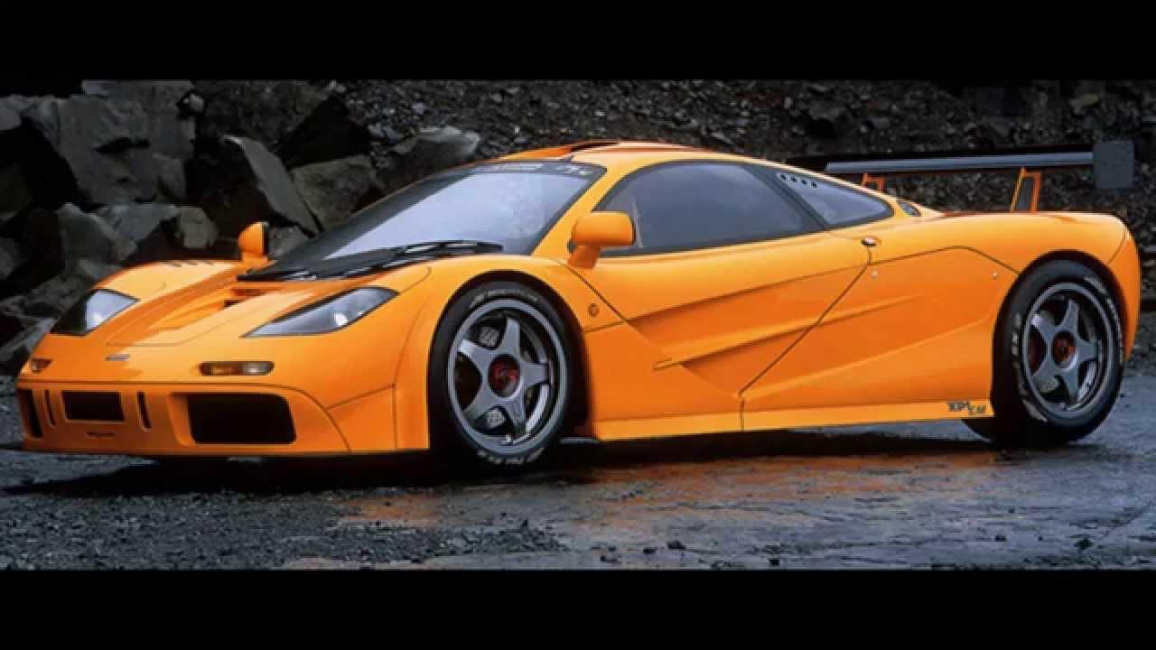 McLaren F The Best Sports Cars YouTube - Sports cars mclaren