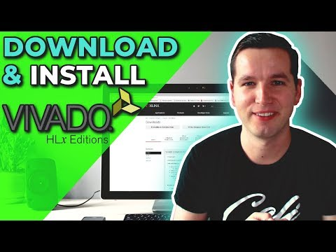 How to Download And Install Xilinx Vivado Design Suite