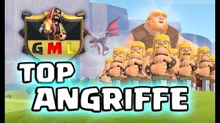 Top Angriffe der Woche | Top Clan Kriegs Angriffe | GML Edition | Clash of Clans Deutsch