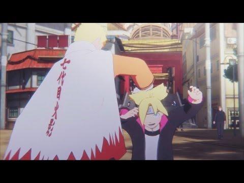 The Ending of Naruto (English Dub) - Naruto Shippuden Ultimate Ninja Storm 4