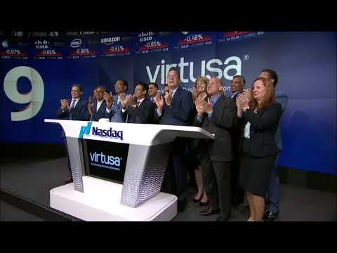Virtusa rings the Nasdaq Opening Bell - Trailer