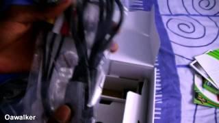 Xbox 360 250GB slim Matte Unboxing