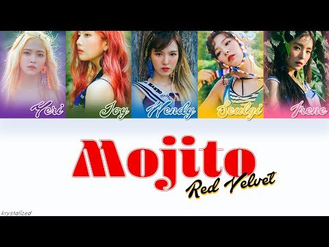 Red Velvet (레드벨벳) - Mojito (여름빛) [HAN|ROM|ENG Color Coded Lyrics]