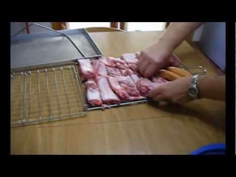 Come preparare la griglia del barbecue per fare arrosto for Griglia per barbecue bricoman