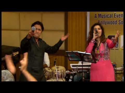 Jaane jaan dhundhta sung by Alok Katdare and Preeti Seth at Jashn 8