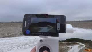 Квадрокоптер DJI Phantom 2 Vision+ V3.0, часть 2 ... калибровка, полет, возврат домой(Квадрокоптер DJI Phantom 2 Vision+ V3.0, полет, возврат домой Купить можно тут: ..., 2014-12-09T10:58:06.000Z)
