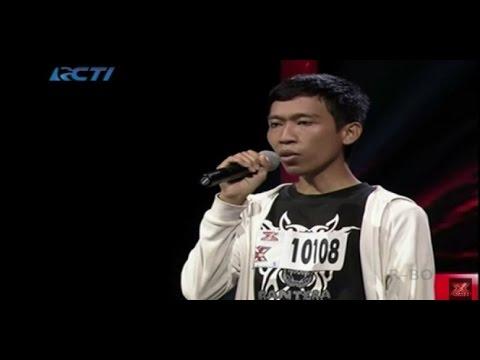 X FACTOR INDONESIA 2015 YUDI SURYONO Membuat Juri Tercengang Setelah diremehkan