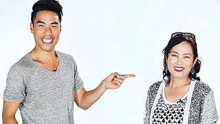 Repeat youtube video Asian Moms And Their Kids Imitate Each Other