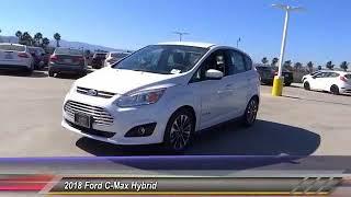 2018 Ford C-Max Hybrid RIVERSIDE,TEMECULA,SAN BERNARDINO,MORENO VALLEY,FONTANA 80878