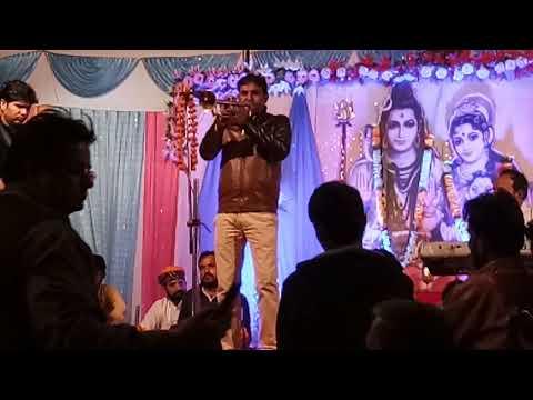 Sardar shahar ki shaan.. Trumpet player AAMEER BHIYANI with great musician KAMAL BHIYANI MUSICAL GRO