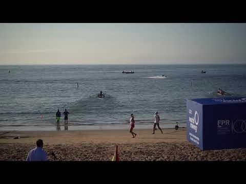 2021 World Rowing Beach Sprint Finals - First start