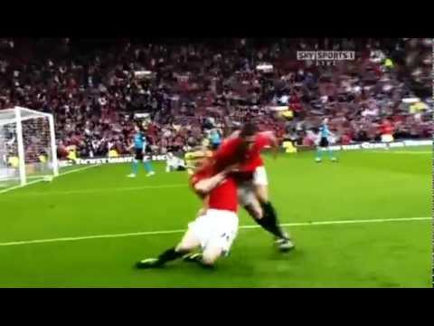 Premier League 2008/2009 season review SKY SPORTS MONTAGE
