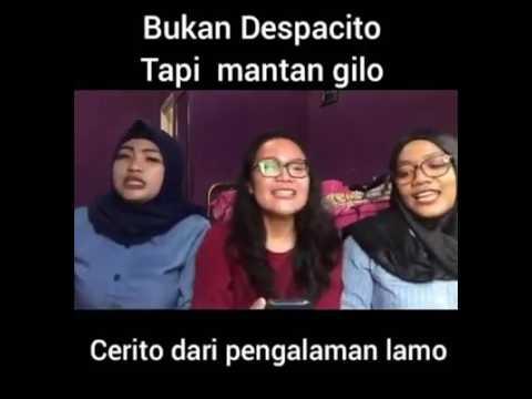 Despacito jambi speak gokil banget