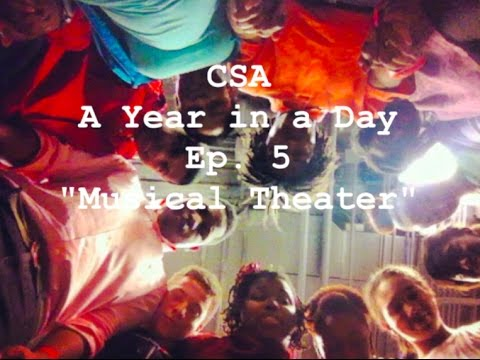 """cleveland school of the arts a year in a day web series I Ep 5 I """"Musical Theater"""""""