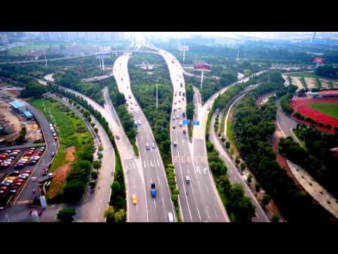 航拍佛山An aerial view of the Foshan City