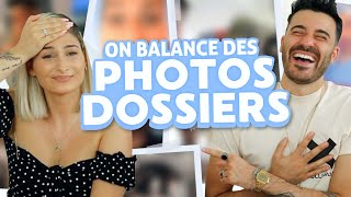On balance des photos privées 😨