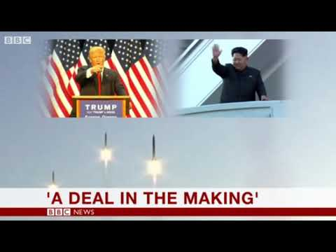 2018 march 10 BBC One minute World News