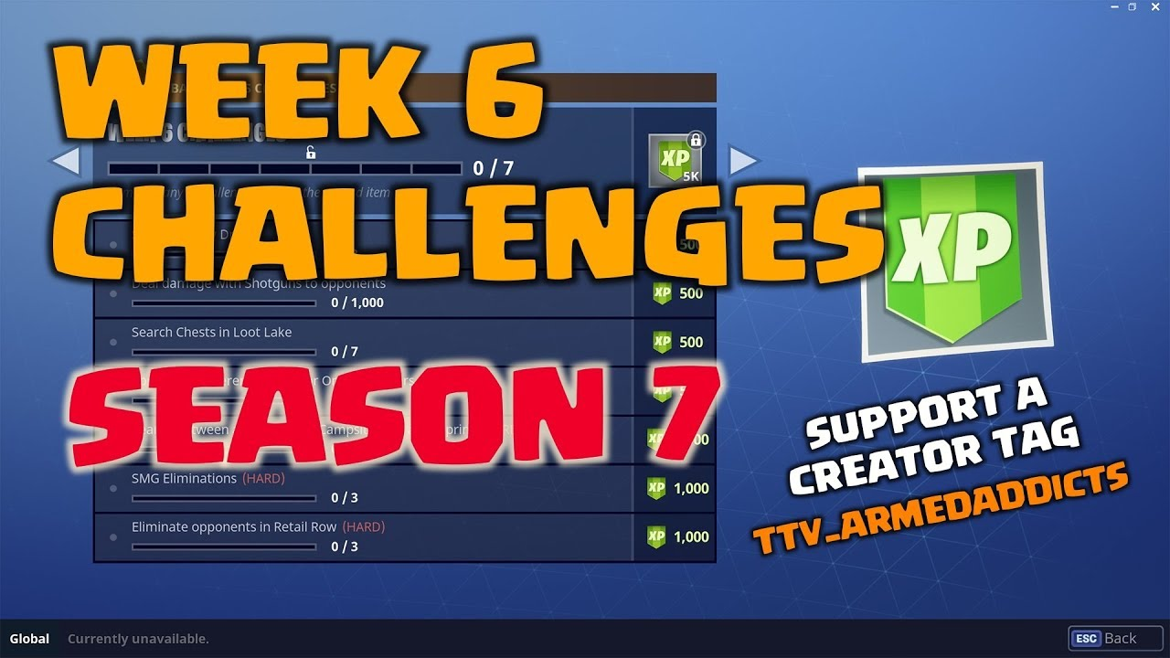 Woche 6 Season 7