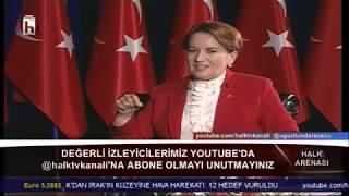 Meral Akşener'den müthiş iddia: Mitingimi veren iki genç işten atıldı