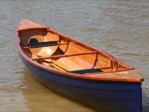 Sasafrass 16 Canoe Build