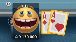 Pokerist: Beating an Aggressive Player - iOS game iPhone iOS poker online screenshot 5