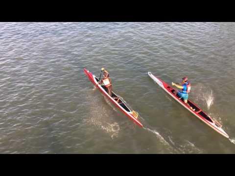 Road to Singapore Canoe Marathon 2017